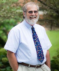 Portrait Dr. Jerome Grant