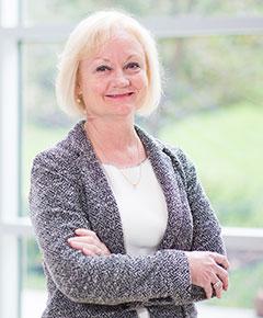 Portrait Dr. Bonnie Ownley