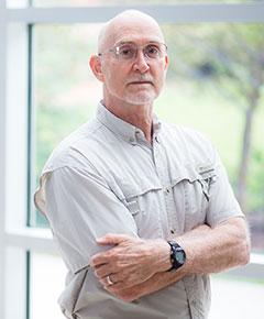 Portrait Dr. Pat Parkman