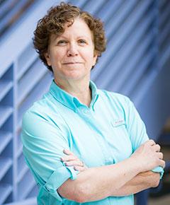 Portrait Dr. Karen Vail