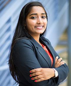 Portrait Shalini Yerukala