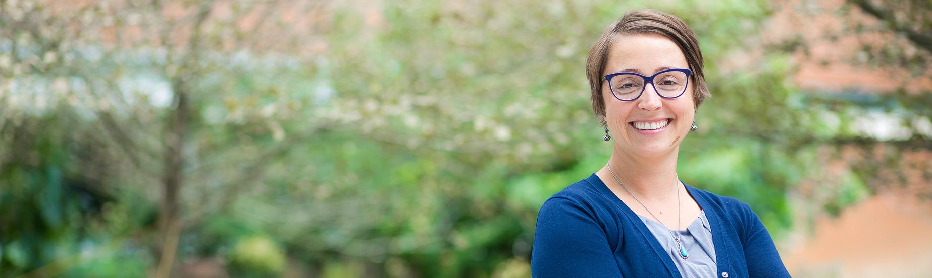 Header Portrait Dr. Denita Hadziabdic-Guerry