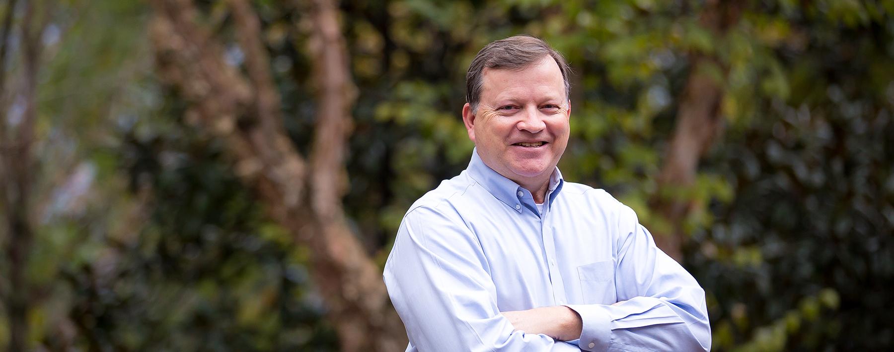 Header Portrait of Dr. Alan Windham