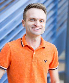 Portrait of Dr. Marcin Nowicki
