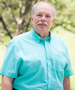 Portrait Dr. Ernie Bernard