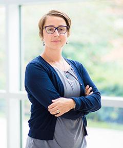 Portrait Dr. Denita Hadziabdic-Guerry