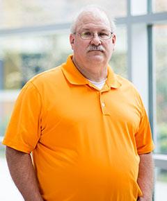 Portrait Dr. Darrell Hensley
