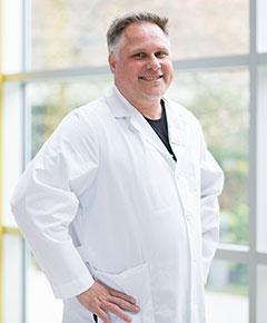 Portrait Dr. Kurt Lamour