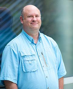 Portrait Dr. Kevin Moulton