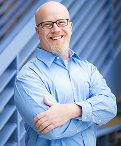 Portrait Dr. DeWayne Shoemaker