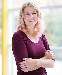 Portrait Dr. Meg Staton
