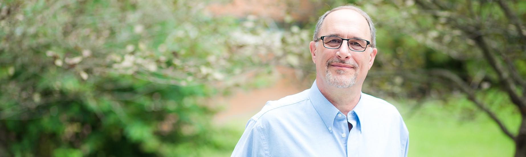 Header Portrait Dr. Bob Trigiano