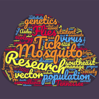 Word Art related to Veterinary Medical Entomology