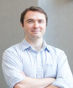 Portrait of Dr. Sean Ryan