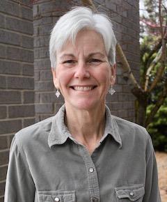 Portrait of Sandy Steckel