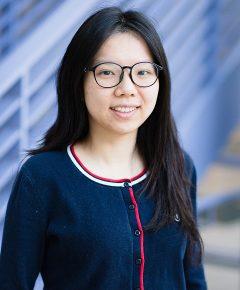 Portrait of Jiali Yu