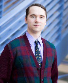 Portrait of Devin Rowe